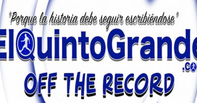 Podcast @ElQuintoGrande Off The Record – Programa 5 ( Premium )